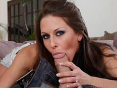 Rachel Roxxx & Christian in House Wife 1 on 1